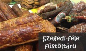 HÜVIPIAC- Szegedi féle füstölthusok