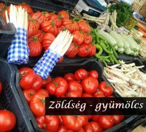 HÜVIPIAC - Zöldség - gyümölcs